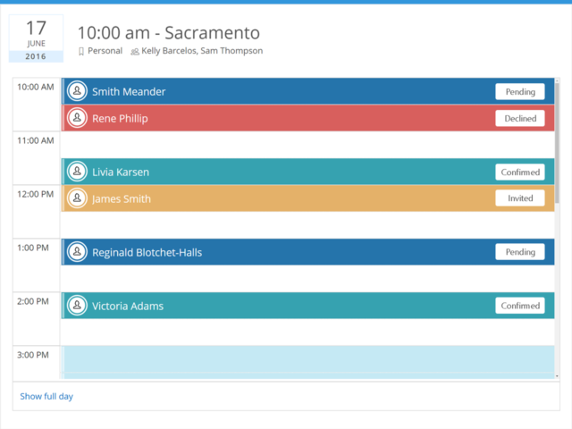 Interview Management With Built In Email And Calendar Jobsoid