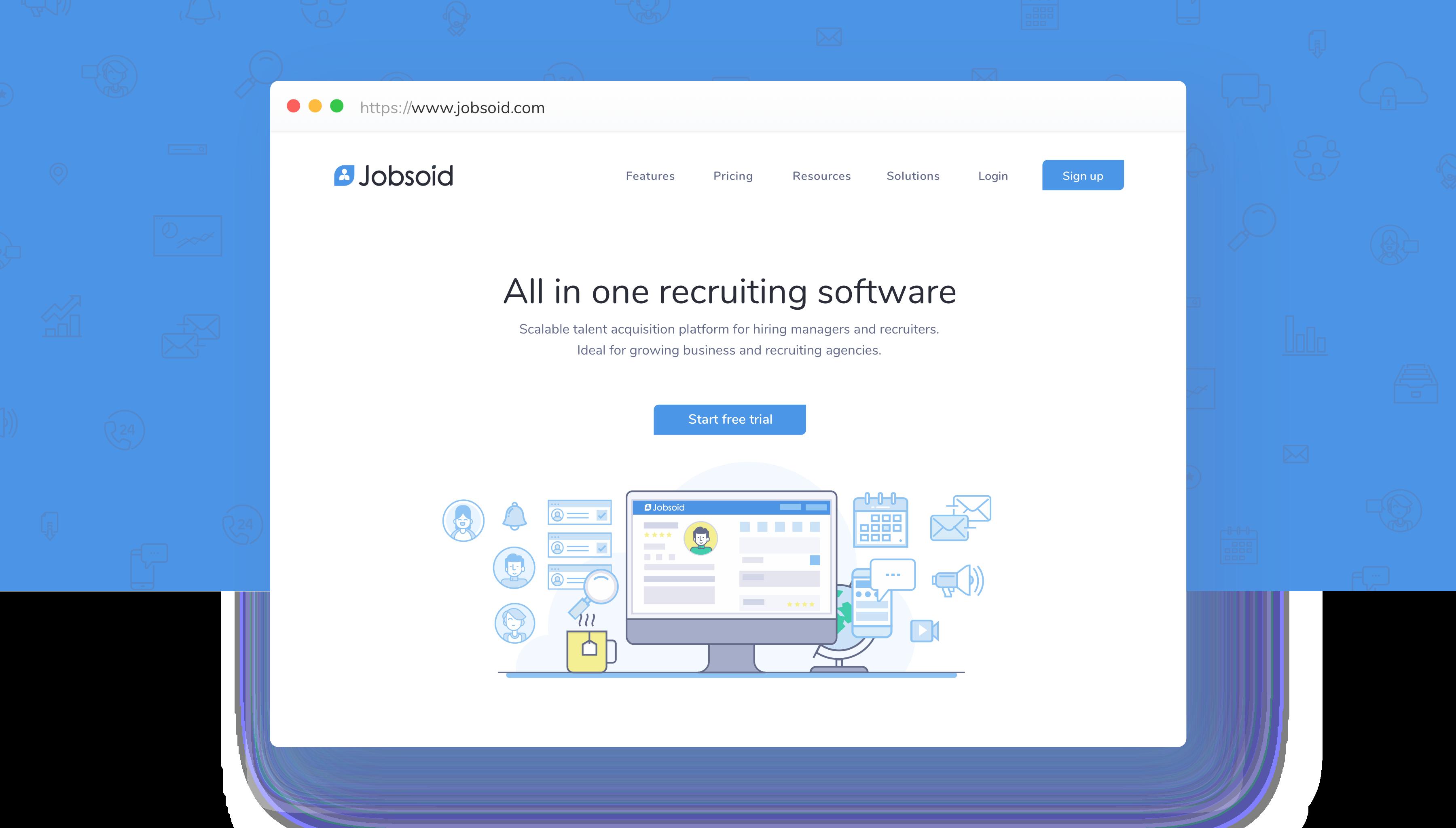 Taleo Alternative - Jobsoid