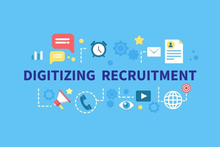 Digitizing Recruitment