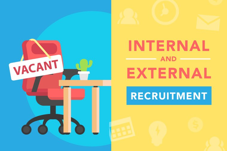 Internal and External Recruitment - Weighing the Pros and Cons
