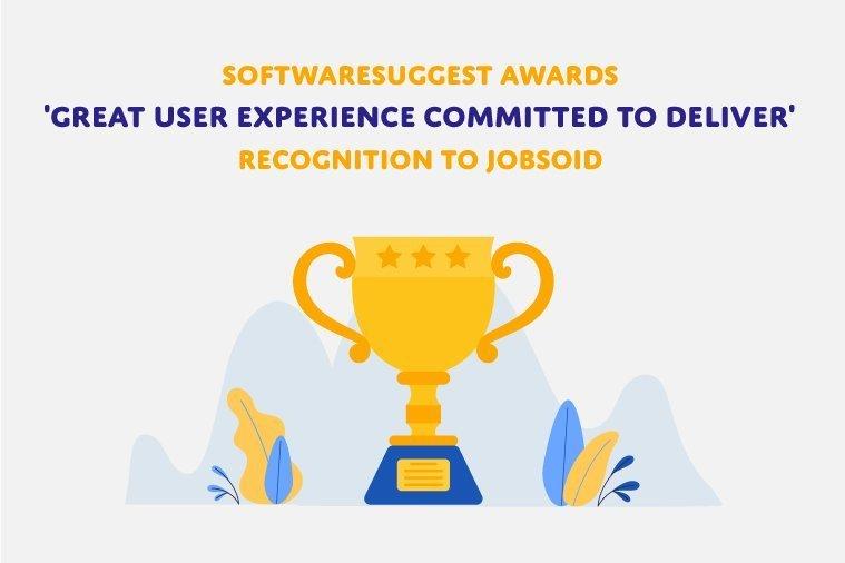SoftwareSuggest awards Jobsoid