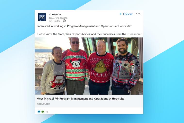 Michael McQuade - VP Program Management and Operations, Hootsuite
