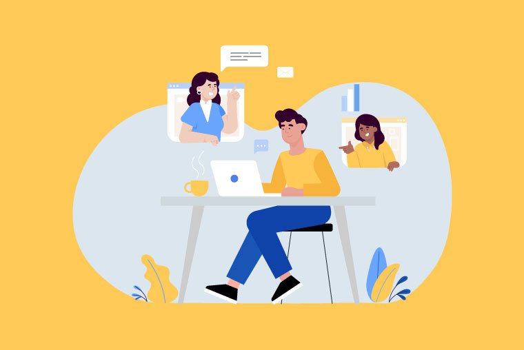 Online Team Building Activities to Boost Your Remote Team's Productivity - Blog Image