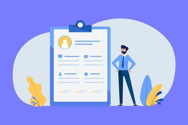 10 Tricks for A Smashing CV - Blog Image