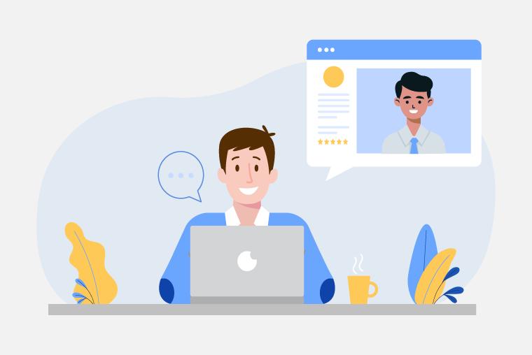 Virtual Career Fairs - Blog Image