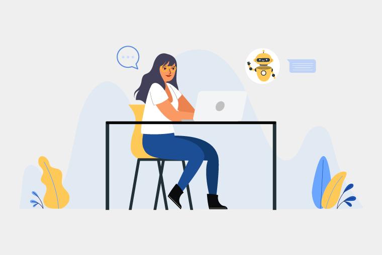 Recruitment Chatbots - Boon or Bane - Blog Image